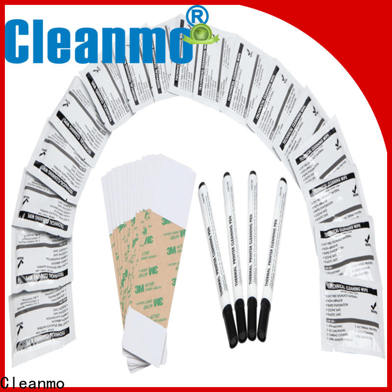 Cleanmo Strong adhesive fargo cleaning kit wholesale for HDP5000
