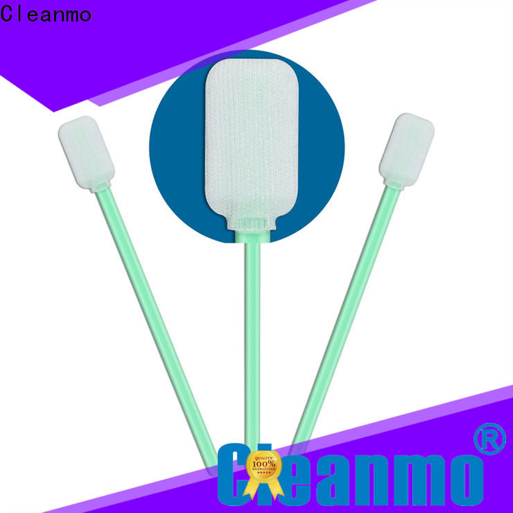 compatible long swabs excellent chemical resistance supplier for optical sensors