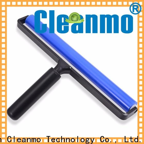 Cleanmo convenient silicone roller factory price for light guide plates