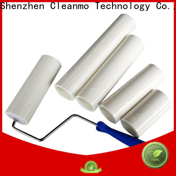high quality floor lint roller refill coated adhesive wholesale for semiconductor