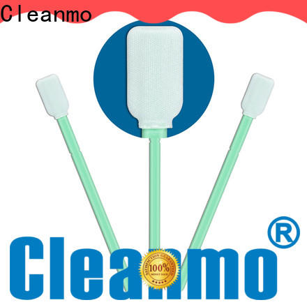 affordable micro cotton swabs EDI water wash wholesale for excess materials cleaning