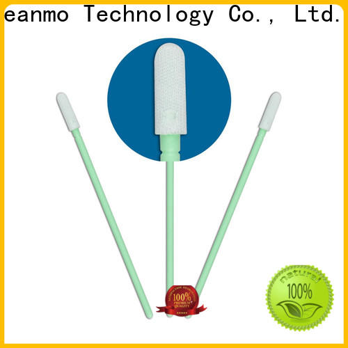 cost-effective dslr sensor swabs Polypropylene handle factory price for Micro-mechanical cleaning