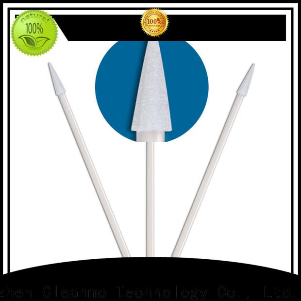Cleanmo Custom high quality mouth swabs for cleaning mouth supplier for excess materials cleaning