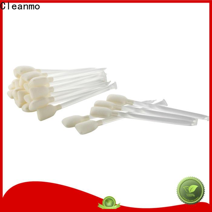 Wholesale zebra cleaning card blending spunlace manufacturer for ID card printers