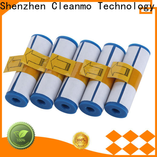 Cleanmo safe material printer cleaning sheets factory for prima printers