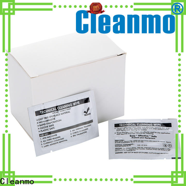Cleanmo high quality clean printer head manufacturer for Cleaning Printhead
