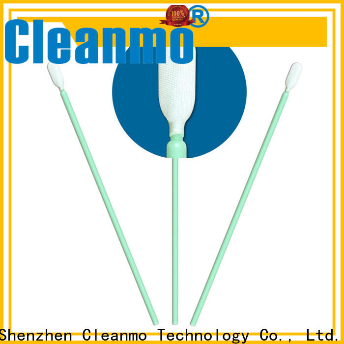 Cleanmo high quality dslr sensor cleaning swabs manufacturer for Micro-mechanical cleaning