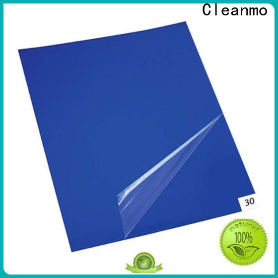 Cleanmo Bulk buy adhesive mat manufacturer for laboratories