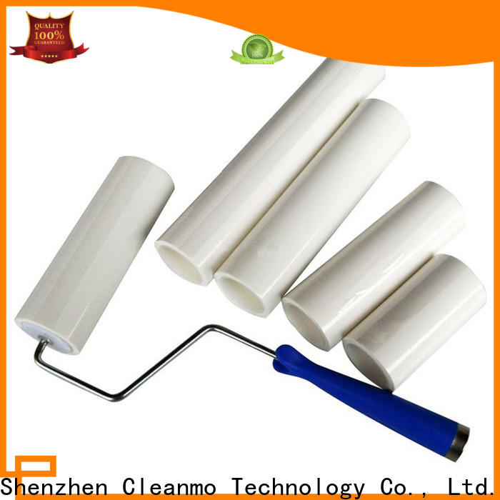 Cleanmo good quality lint roller refill wholesale for cleaning