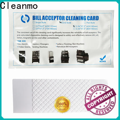 Wholesale high quality cleaning credit card flocked fabric manufacturer for video game machines