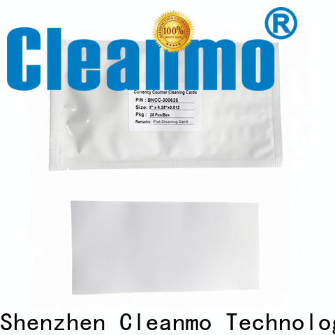 effective ncr cleaning cards Spring Loaded Features supplier for Counting Equipment
