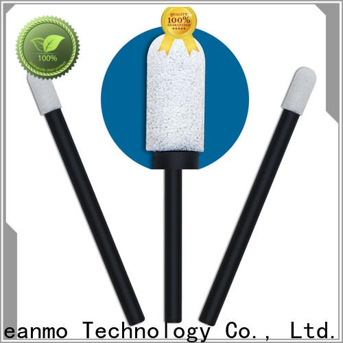 Cleanmo Bulk purchase OEM disposable oral swabs walgreens supplier for Micro-mechanical cleaning