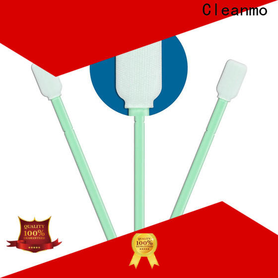 safe material texwipe polyester swabs excellent chemical resistance supplier for printers