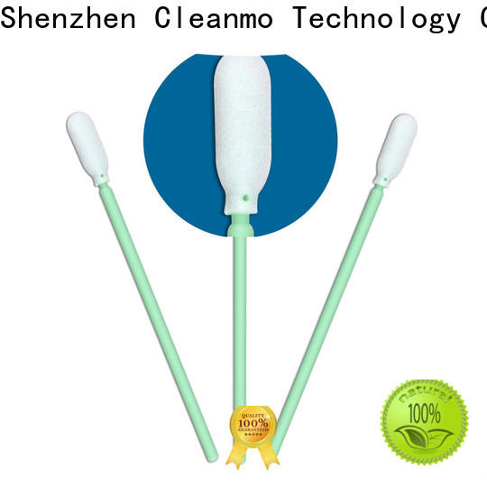 Cleanmo ESD-safe Polypropylene handle clean out ears factory price for excess materials cleaning