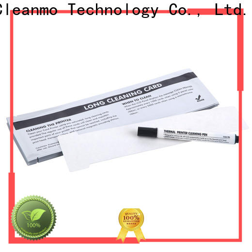 Cleanmo effective printer cleaning sheets supplier