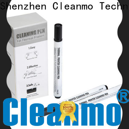 Cleanmo pvc inkjet printhead cleaner manufacturer for the cleaning rollers