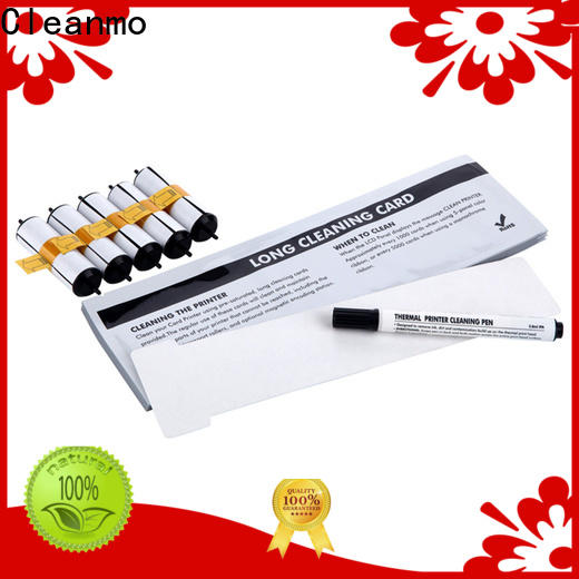 Cleanmo high quality thermal printer cleaning pen wholesale for prima printers
