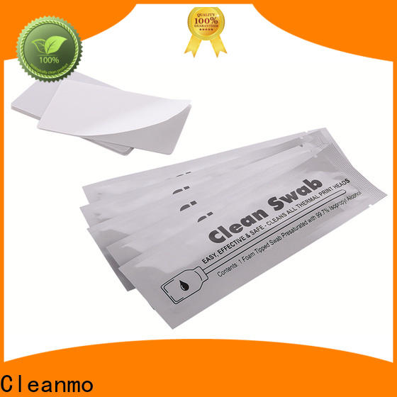 high quality printer cleaning supplies Electronic-grade IPA Snap Swab manufacturer for Evolis printer