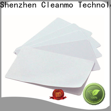 Cleanmo cost-effective clean printer head factory price for Evolis printer