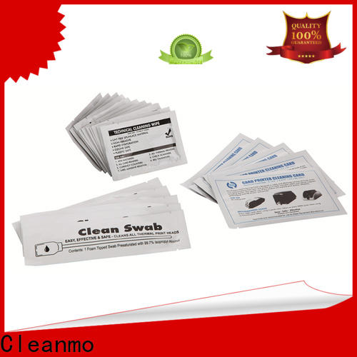 Cleanmo Hot-press compound laser printer cleaning kit supplier for Cleaning Printhead