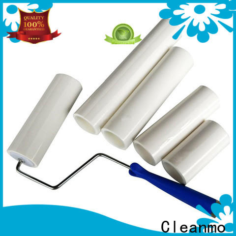 Cleanmo effective adhesive roller factory for medical device