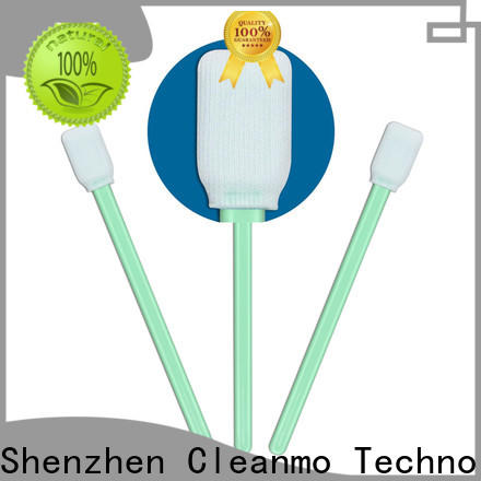 safe material long swabs polypropylene handle supplier for general purpose cleaning