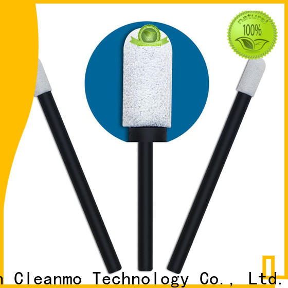 Cleanmo Custom high quality medical mouth swabs factory price for Micro-mechanical cleaning