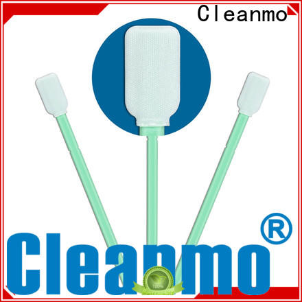 cost-effective sensor swab full frame Polypropylene handle supplier for excess materials cleaning