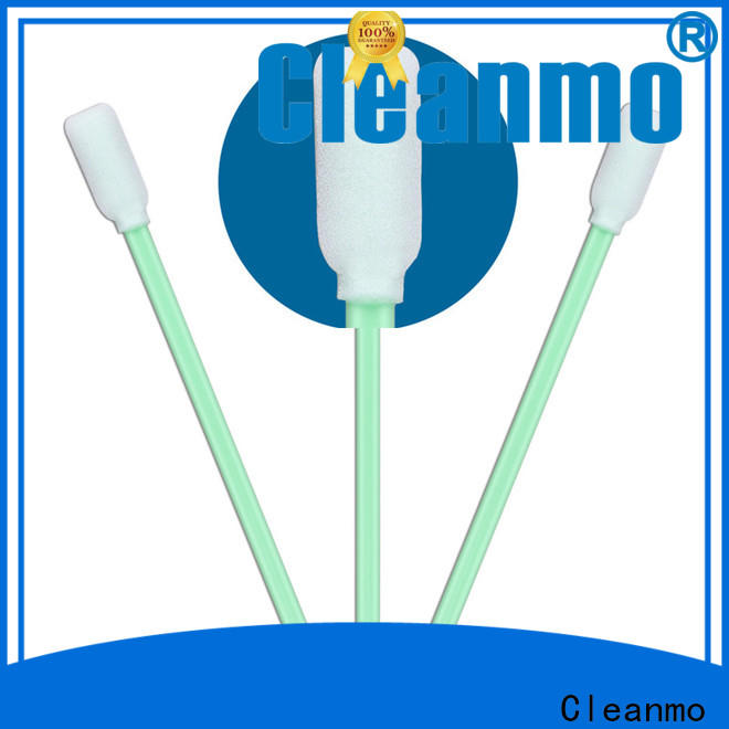 Cleanmo Cleanmo cotton buds wholesale for excess materials cleaning