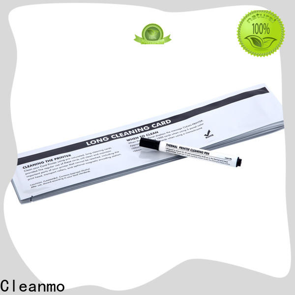 Cleanmo PP thermal printer cleaning pen factory for the cleaning rollers