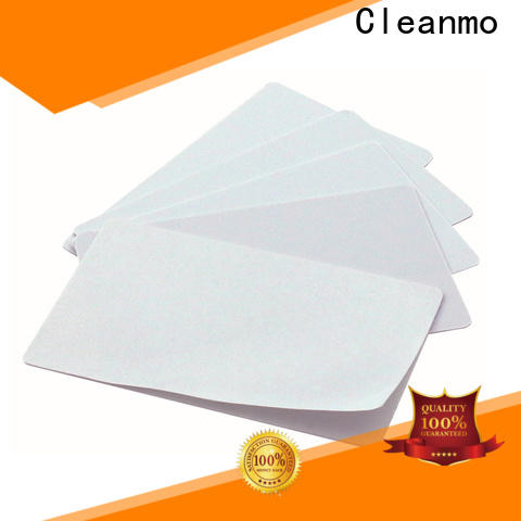 Cleanmo High and LowTack Double Coated Tape clean printer head manufacturer for Cleaning Printhead