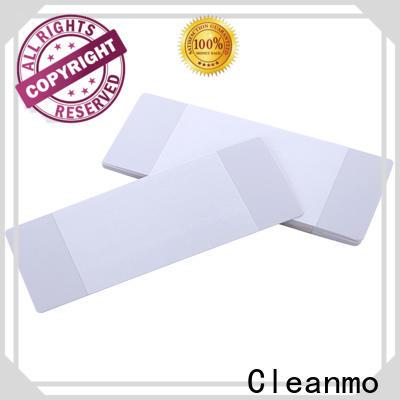 Cleanmo quick laser printer cleaning kit manufacturer for Evolis printer