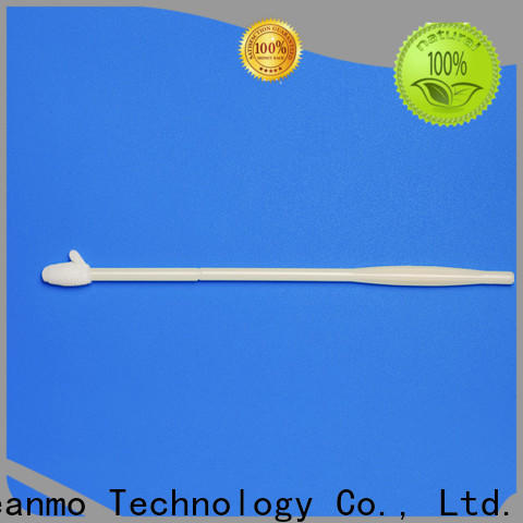Bulk purchase best flocked swab ABS handle manufacturer for hospital