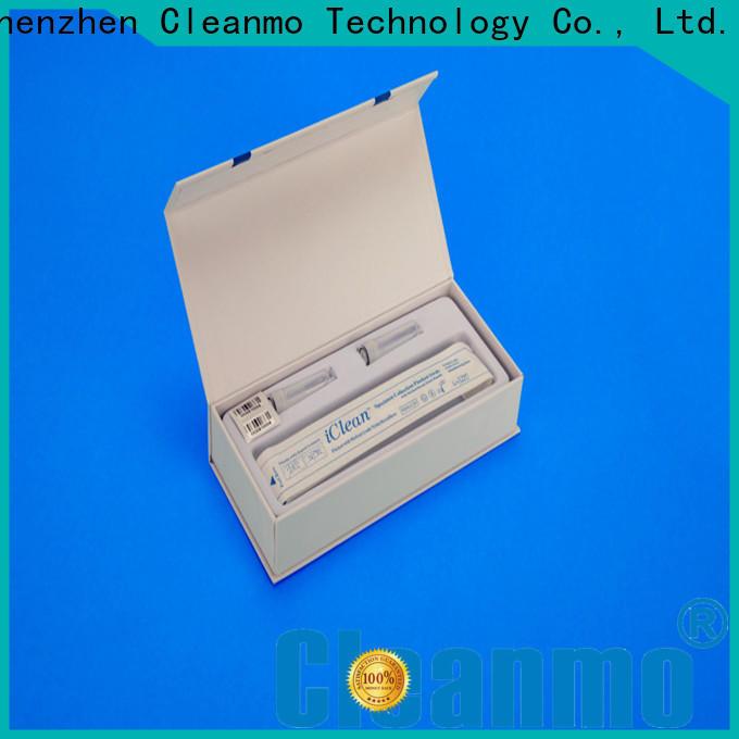 Cleanmo Bulk buy custom saliva dna test kit manufacturer for ATM machines