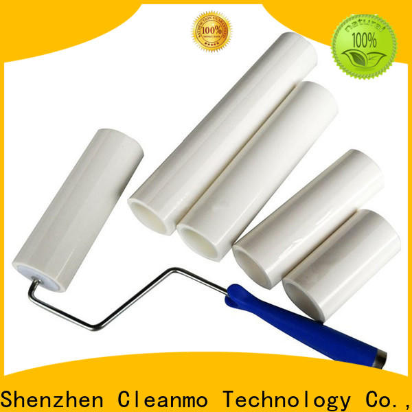 Cleanmo effective sticky cleaning roller manufacturer for cleaning