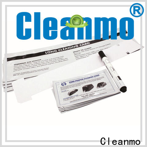 Cleanmo good quality long cleaning swabs manufacturer for Javelin J360i printers