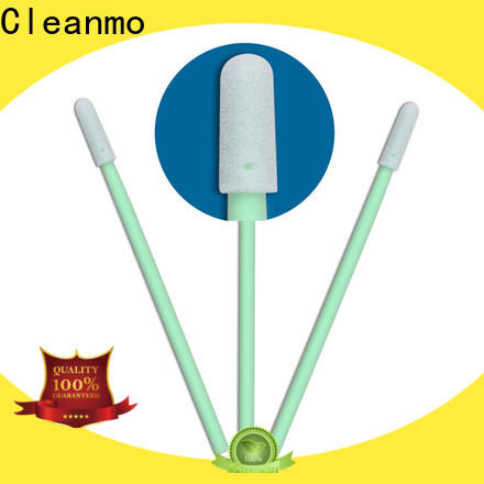 Cleanmo ODM best industrial foam swabs factory price for Micro-mechanical cleaning