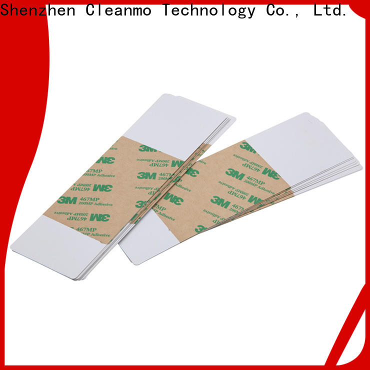 Cleanmo disposable deep cleaning printer supplier for HDP5000