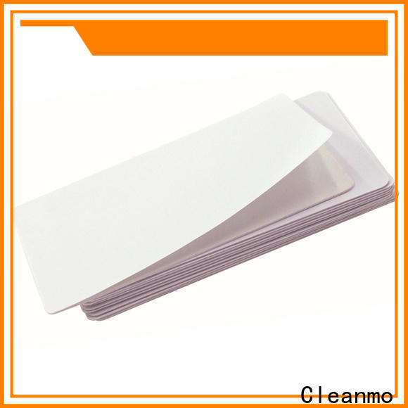 Cleanmo Custom Dai Nippon Printer Cleaning Cards manufacturer for DNP CX-210, CX-320 & CX-330 Printers