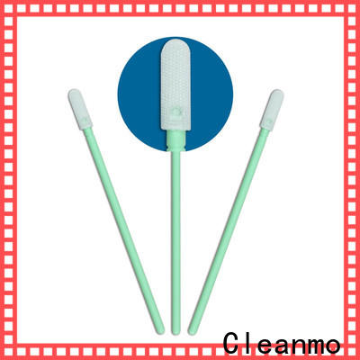 Cleanmo affordable sensor swab wholesale for excess materials cleaning