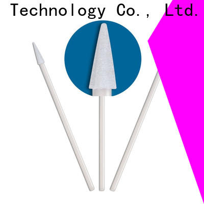 Cleanmo precision tip head ear wax on cotton bud wholesale for general purpose cleaning