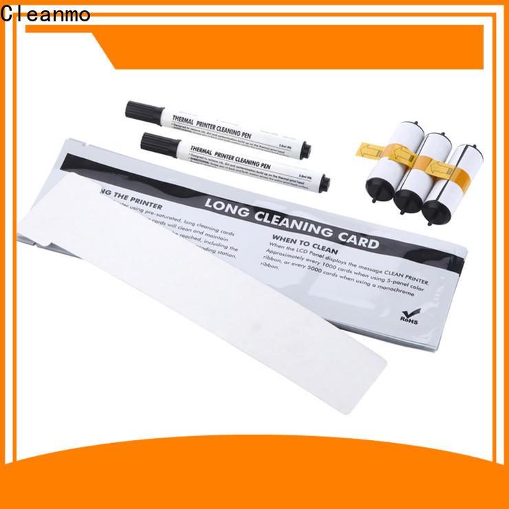 Cleanmo strong adhesivess thermal printer cleaning pen manufacturer for prima printers