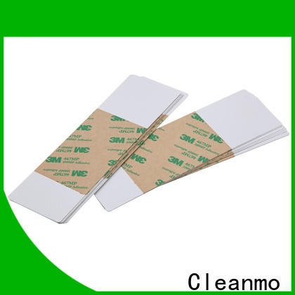 Cleanmo PVC fargo cleaning kit manufacturer for HDPii