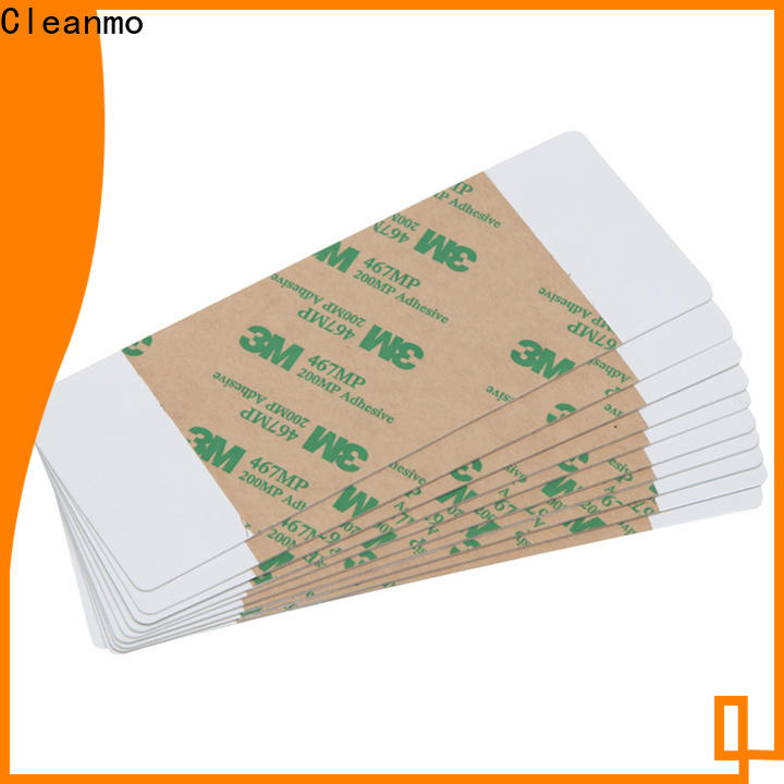 Cleanmo 3M Glue datacard cleaning kit manufacturer for ImageCard Select