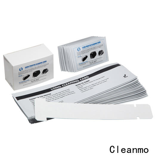 Cleanmo Cleanmo zebra cleaning card wholesale for cleaning dirt