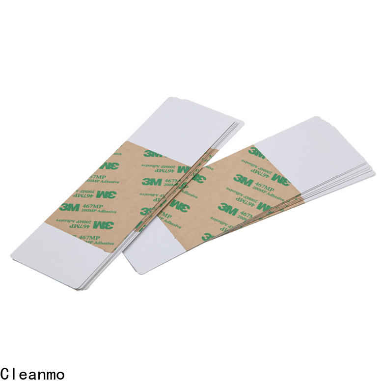 safe printer cleaning products PVC wholesale for Fargo card printers