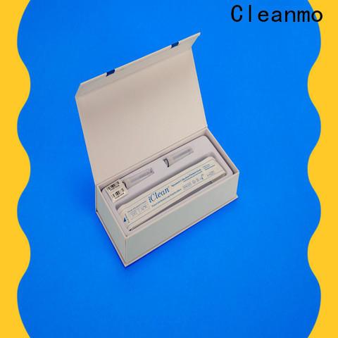 Cleanmo Bulk purchase custom home dna kits wholesale for ID Card Printers