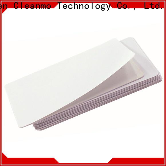 good quality Dai Nippon Printer Cleaning Cards high tack pressure sensitive adhesive wholesale for DNP CX-210, CX-320 & CX-330 Printers